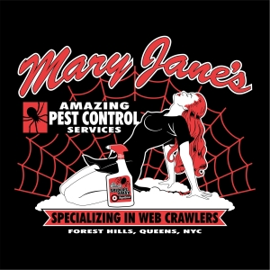 T-Shirts - Johnny - Mary Jane
