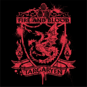 T-Shirts - Johnny - Fire & Blood