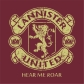 T-Shirts - Johnny - Lannister Utd