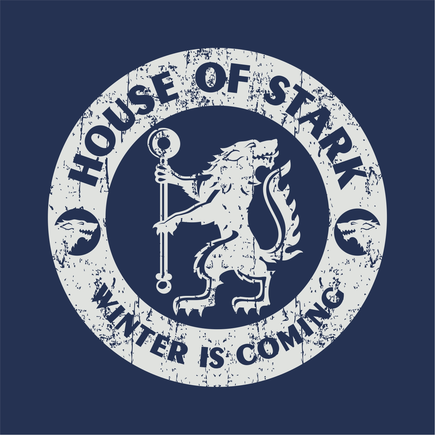 House of stark the johnny mack project for Tenth avenue north t shirts